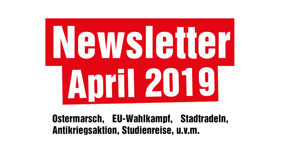 615801d4bfb706 Newsletter  DIE LINKE. Kreisverband Region Hannover